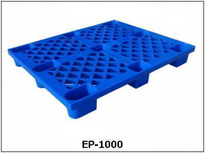 Ipari műanyag raklap - EP-1000.